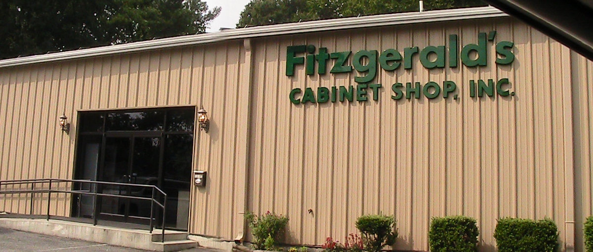 Fitzgerald Cabinet Shop Newport News Virginia